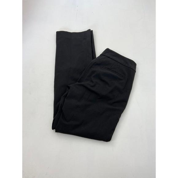 J. Crew Pants - J. Crew Women's Solid Trousers Pants Black Size 0